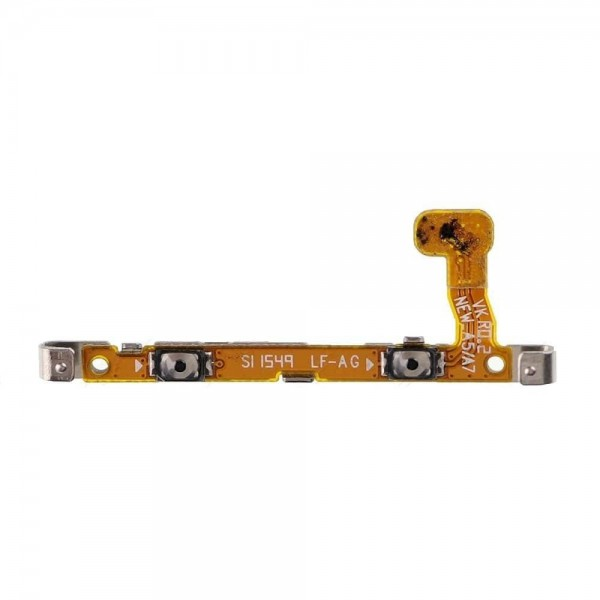 Power vibrate volume control button flex cable iPad 2 2012 CDMA replacement part